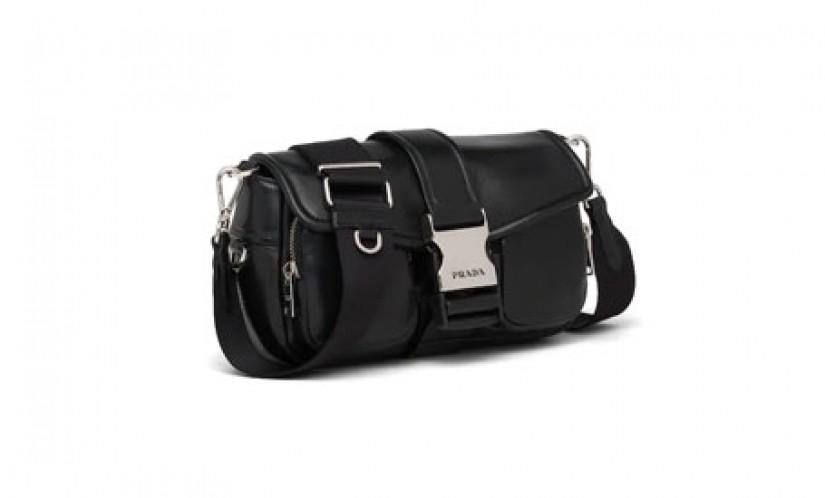 高仿Prada包包 普拉达a货包 双袋斜挎包单肩包