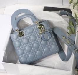 Dior高仿包包 迪奥a货包包 高仿Dior戴妃包 lady dior