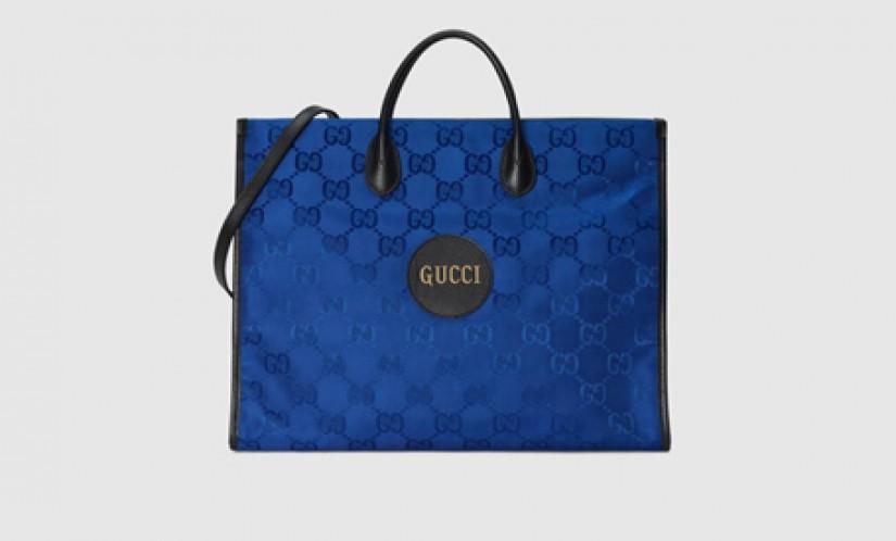 Gucci高仿包包 古驰a货包包 2021新款Gucci Off The Grid系列托特包