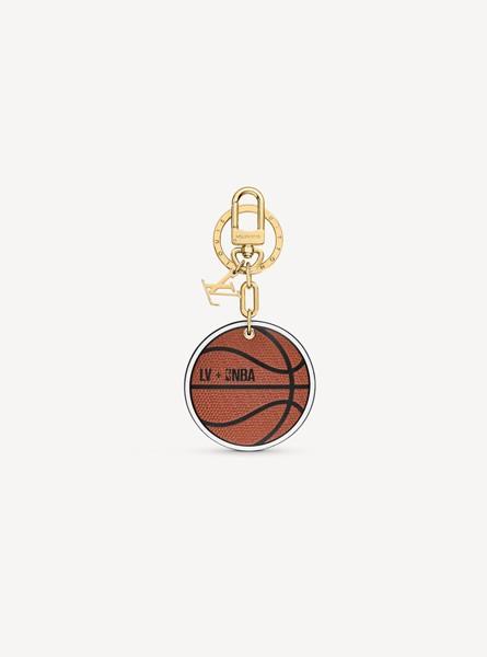 LV高仿挂饰  路易威登a货挂饰 LVxNBA联名篮球钥匙扣包饰挂饰