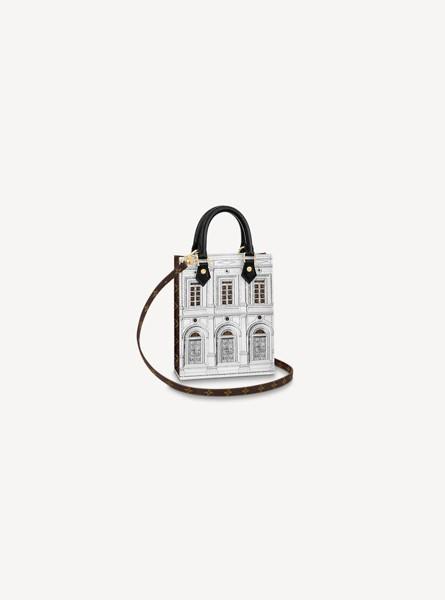 LV高仿包包 路易威登a货包包 PETIT SAC PLAT 手袋托特包