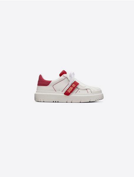 高仿DIOR鞋 高仿DIOR-ID新款运动鞋 蓝白/红白/绿白三色可选